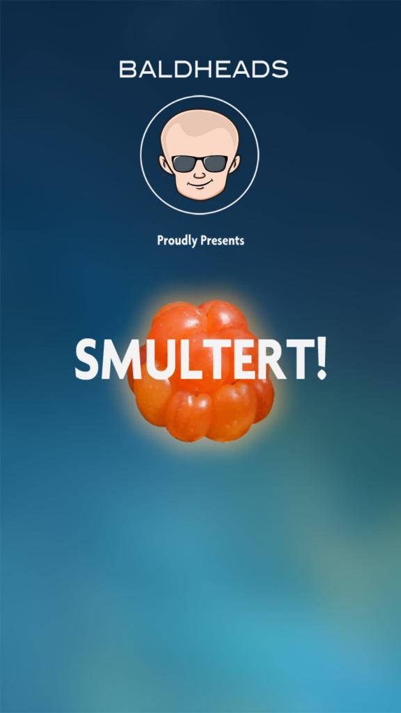 Launchscreen Smultert